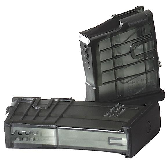 H&K Mr762 7.62mmx51mm 20 rd Black