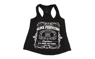 Glock SM Black Womens Tank Top