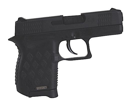 """Diamondback DB9 9mm 3"""" 6rd Black"""