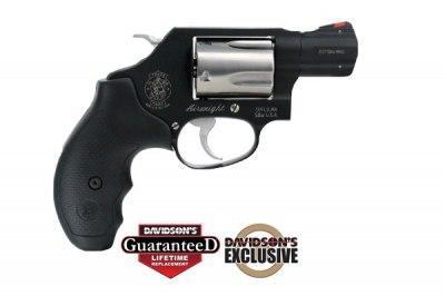 Smith & Wesson 360j 357mag 1.875""