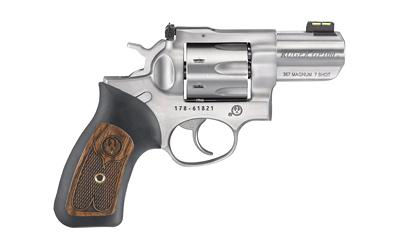 Ruger, Gp100, Double Action Revolver, 357