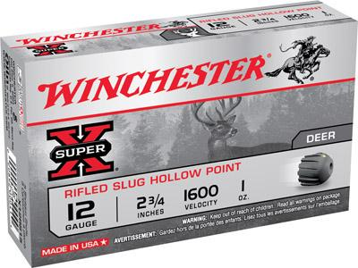 Winchester Super-x Slugs 410 ga 2.5""