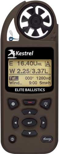 Kestrel 5700 Elite W/applied