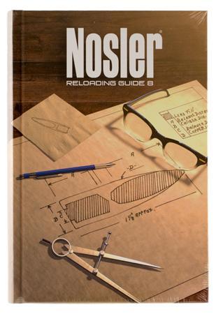 NOS 50008 Reloading Manual #8