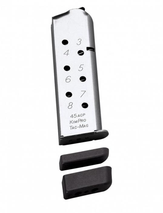 Kimber 8-round Kimpro Tac-mag, Full-length, .45