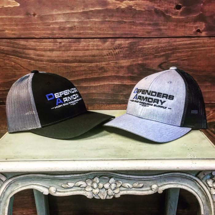 DA Logo Hat-gray