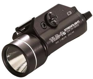 Streamlight TLR W/strobe (2) 3-volt Cr123a
