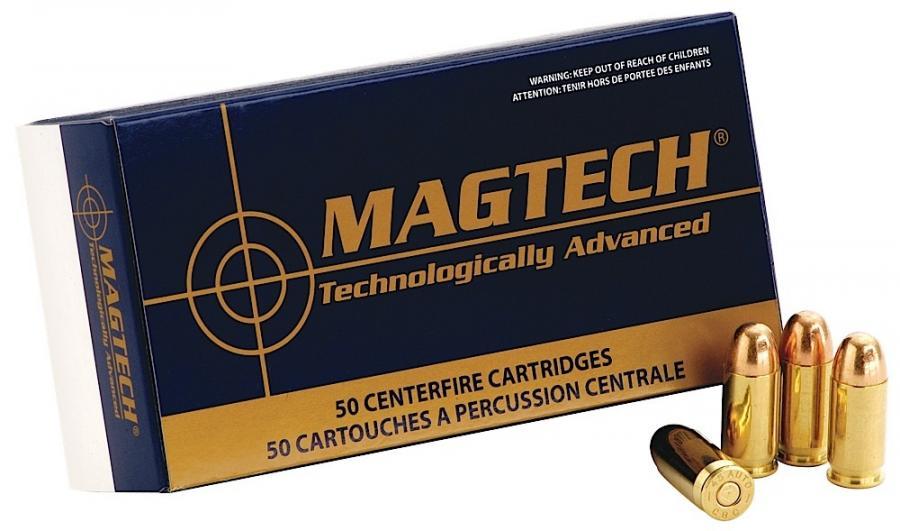 Magtech Sport Shooting 357 Rem Mag