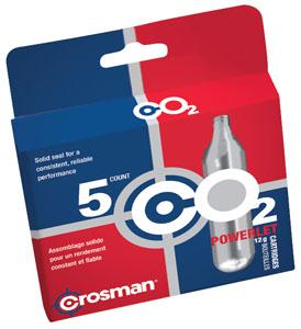 Crosman Copperhead CO2 Cartridges 12 Grams