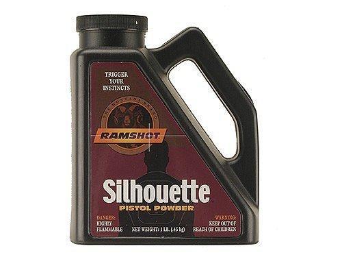 Accurate Ramshot Silhouette Handgun 1 lb