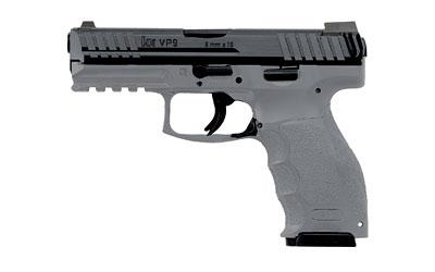 "Hk Vp9 9mm 4.09"" 15rd Gry"