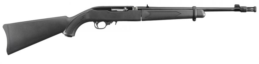 Ruger 10/22 Takedown Semi-auto Threaded 22