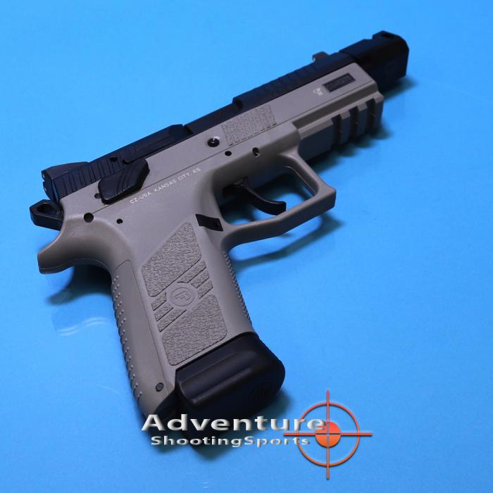 CZ P-07 9MM Suppressor Ready