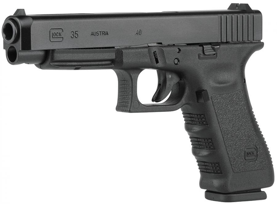 """Glock G35 Standard 40 S&W 5.32"""""""