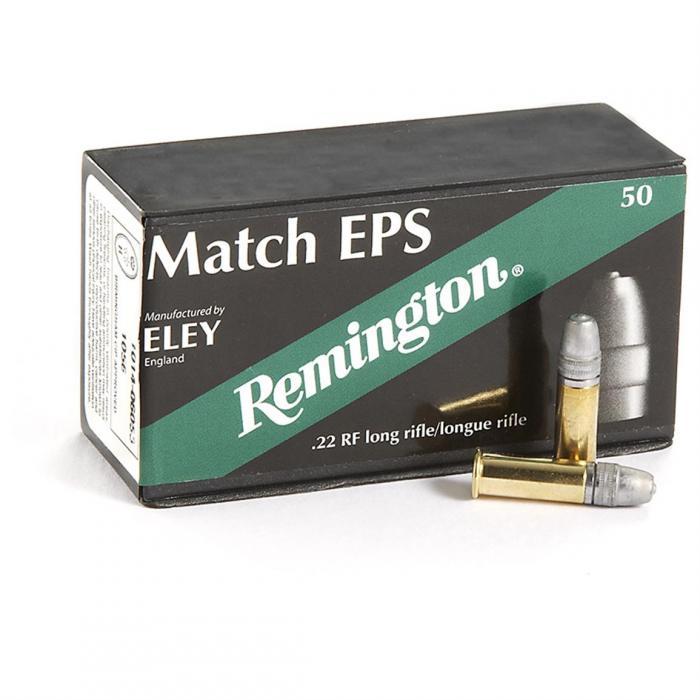Eley Ltd Remington Match EPS 22