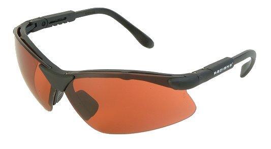 Radians Buckshot II Shooting/sporting Glasses Vermillion