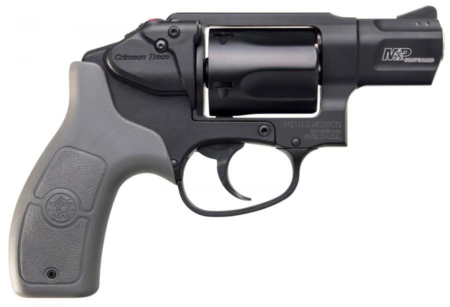 Bodyguard 38spc 1.9 Blk Laser