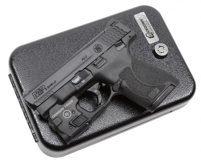 """S&w Shield M2.0 9mm 3.1"""" 8rd"""