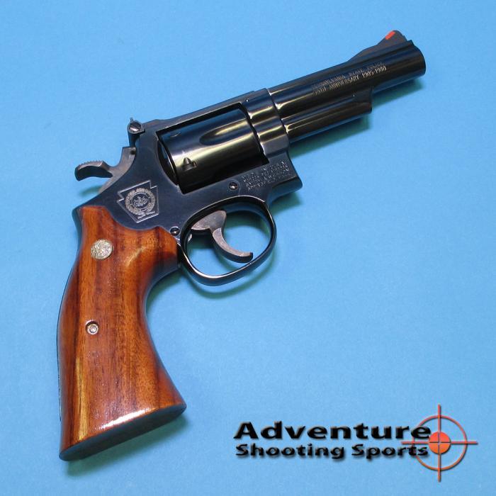 S&W Model 19-4 .357 PA 75th