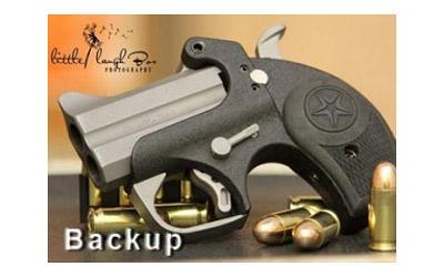 "Bond Backup W/tg 45acp 2.5"" Pc"