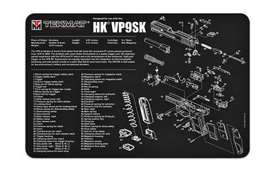 Tekmat Pistol Mat H&k Vp9sk