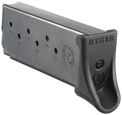 Ruger LC9 9mm 7 rd Blued