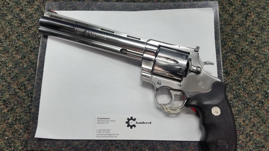 Colt Anaconda 45 Colt