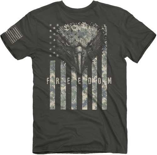 Buck Wear T-shirt Digi Free