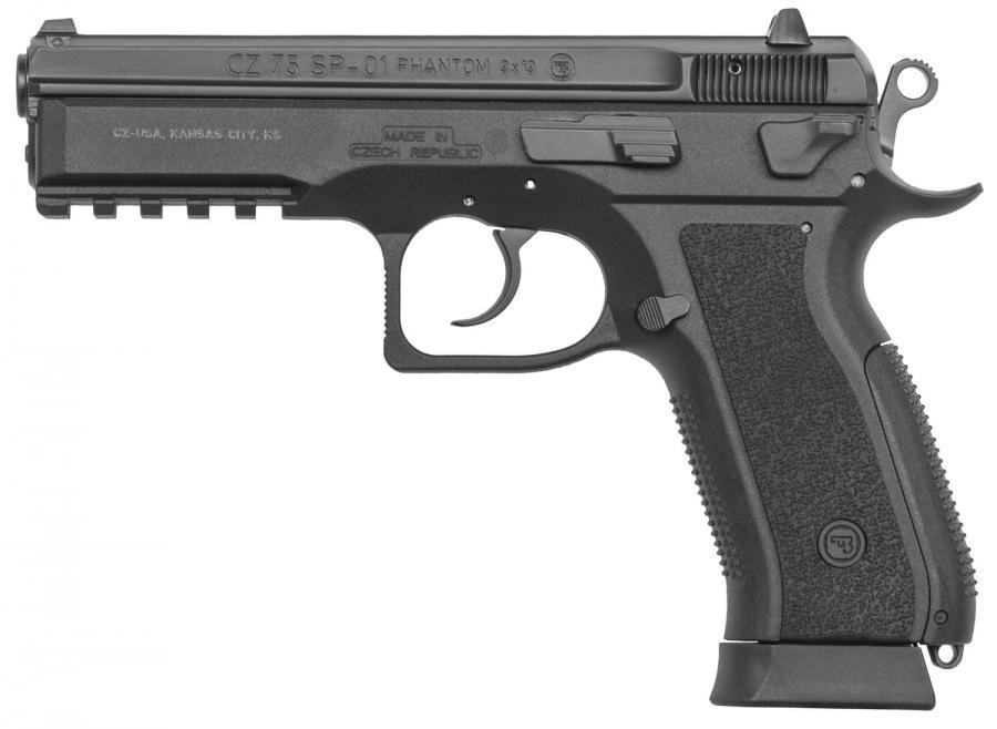 """Czu 75 Sp-01 Phantom 9mm 4.6"""""""