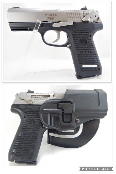 Ruger P95 9mm x 19 3 75