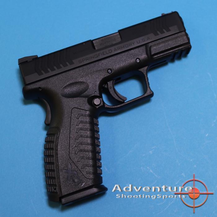 "Springfield XDM Compact 3.8"" 9mm"