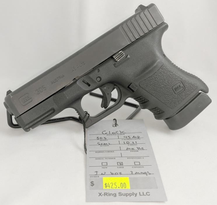 Glock 30S (a-5372)