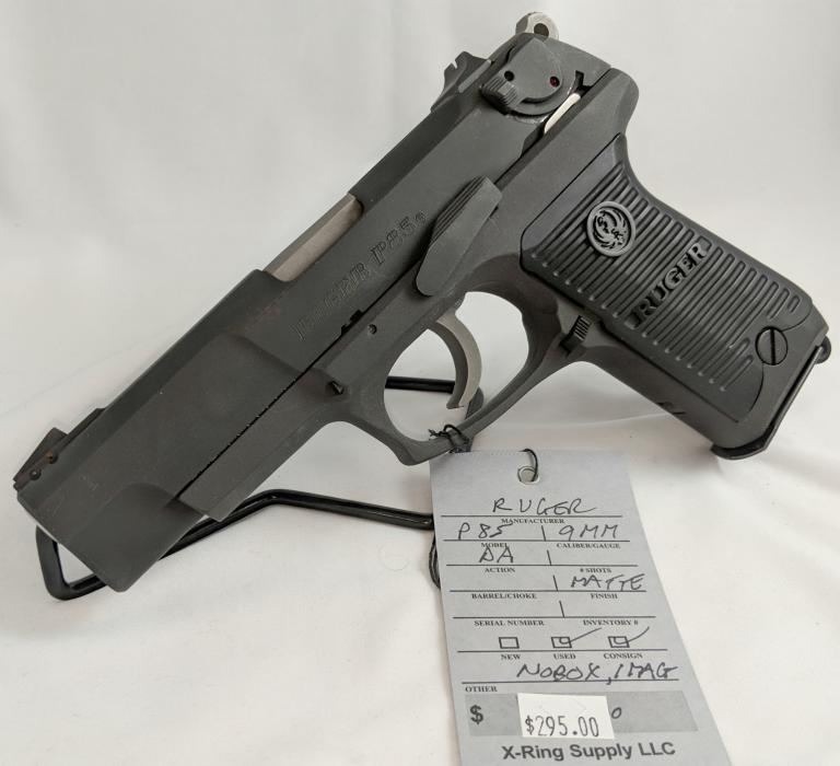 Ruger P85 (a-2642)