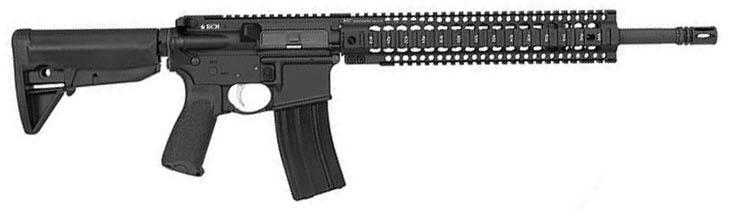 BCM Recce-16 Mod 5.56 W/rail 30rd