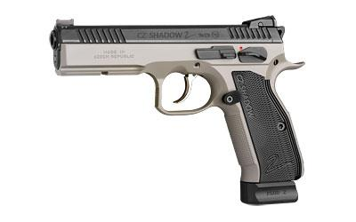 "CZ Shadow 2 9mm 4.9"" 17rd"
