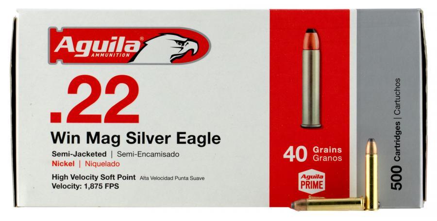 Aguila 1b222400 Silver Eagle 22 Winchester