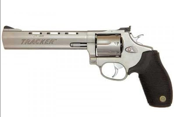 Used Stainless 6 Inch Taurus Tracker