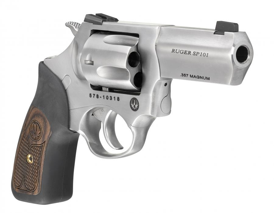 Sp101 Wiley Clapp 357mag 3 Ss