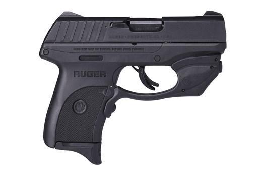 """Ruger Ec9s 9mm Luger 3.12"""" 7rd"""