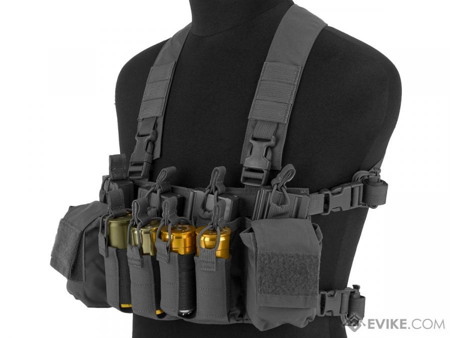 Haley D3cr X Chest Rig Gry