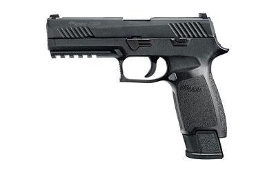 """Sig P320f Tacops 9mm 4.7"""" 21rd"""
