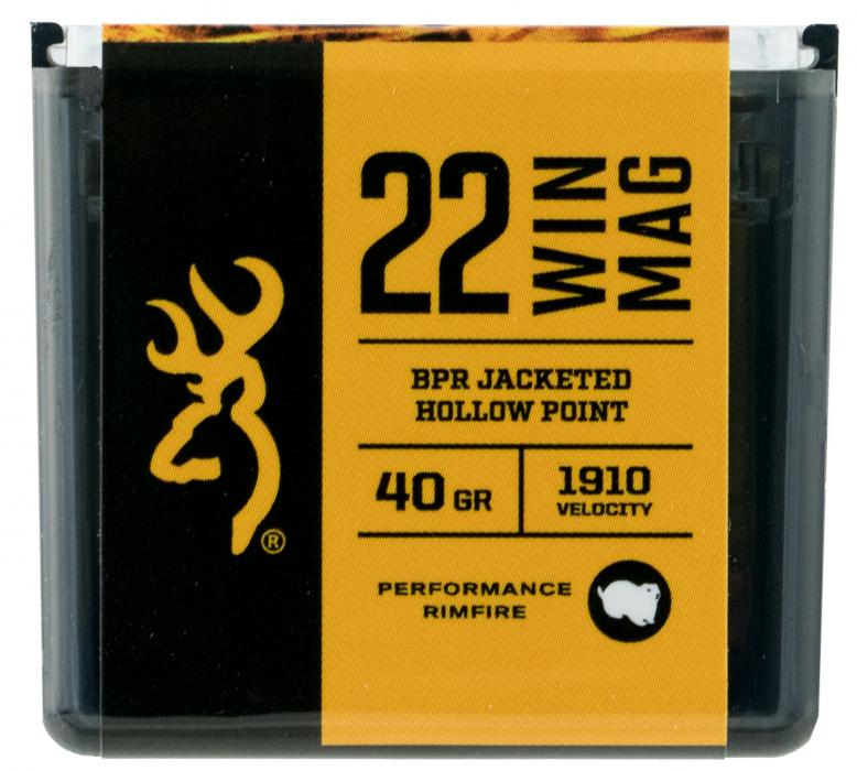 Browning Ammo B195122050 BPR Performance 22