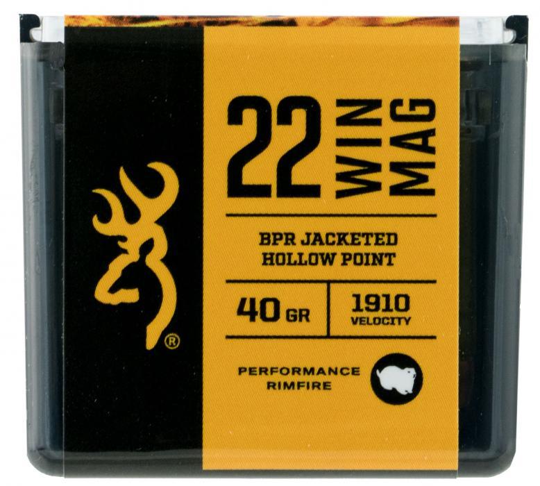 Browning Ammo B195122050 BPR Performance 22
