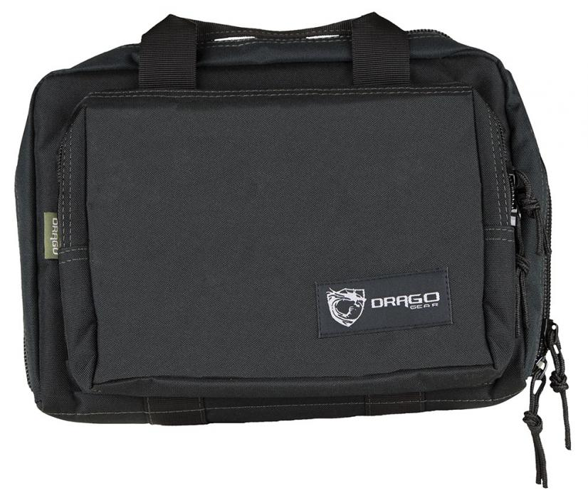 Dgg Pistol Case Double Blk