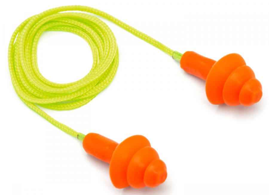 Pyramex Rp3001 Reusable Earplugs Corded 24
