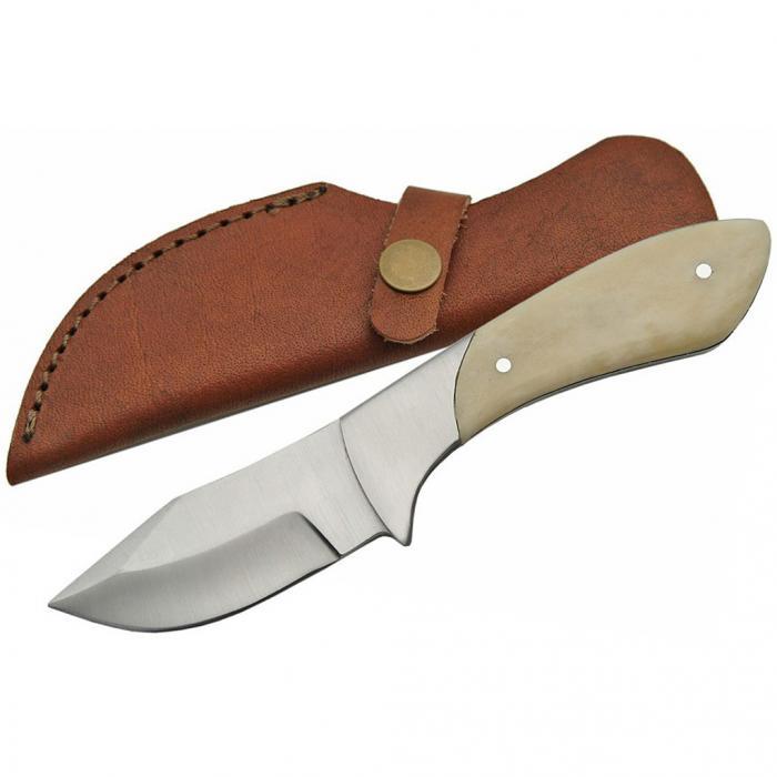 "7-1/4"" Full Tang Skinning Fixed Blade"