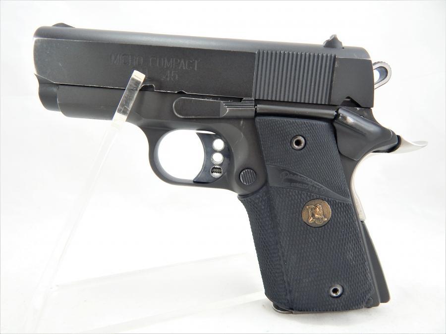 "Springfield Armory Micro Compact 45acp 3.25"""