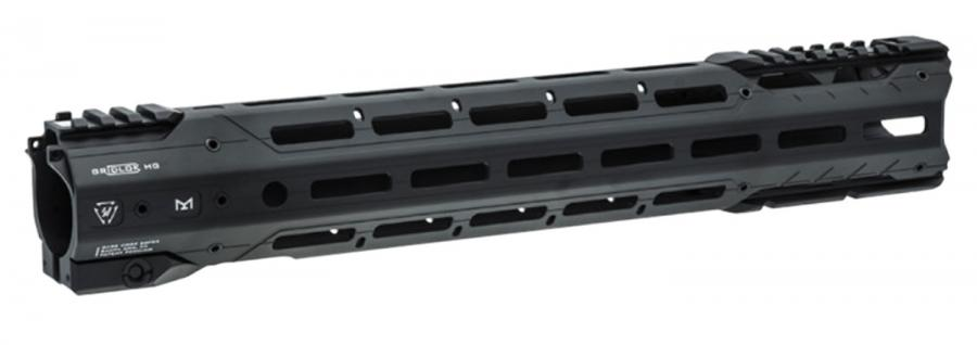 Strike Gridlok15bk Gridlok Handguard For AR