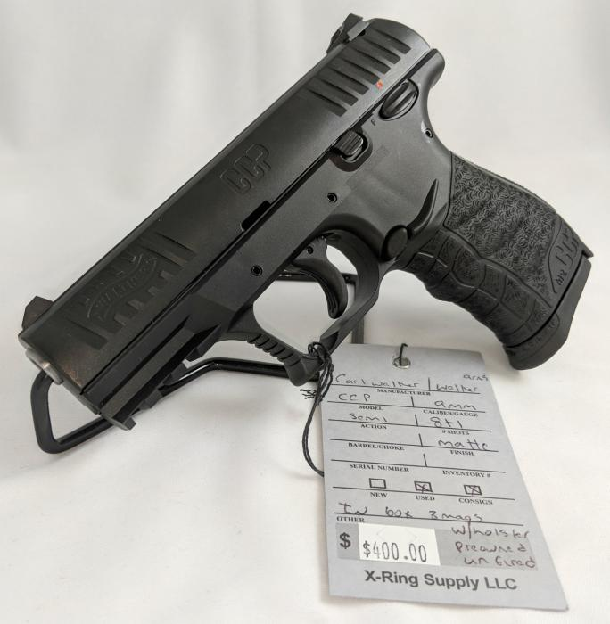 Carl Walther/walther CCP