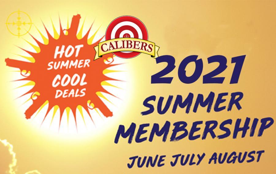 Calibers Summer Membership